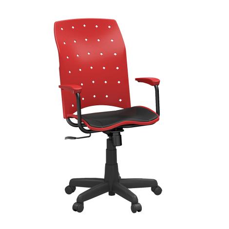 Cadeira Presidente Ergoplax