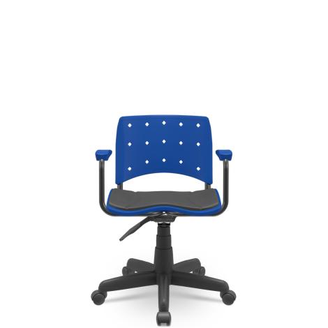 Cadeira Ergoplax Secretária Plaxmetal