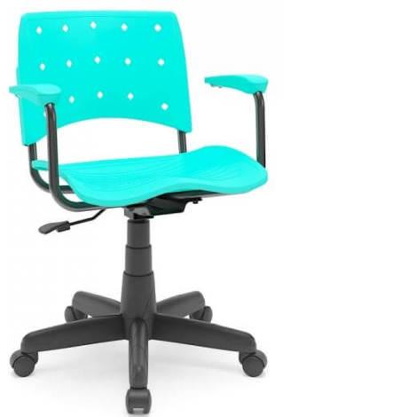 Cadeira Secretária Ergoplax Plaxmetal
