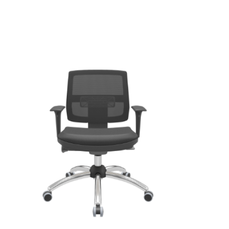 cadeira executiva brizza tela