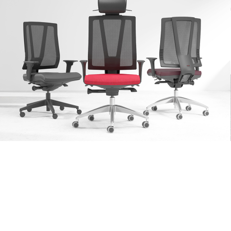 Cadeira Presidente Twister