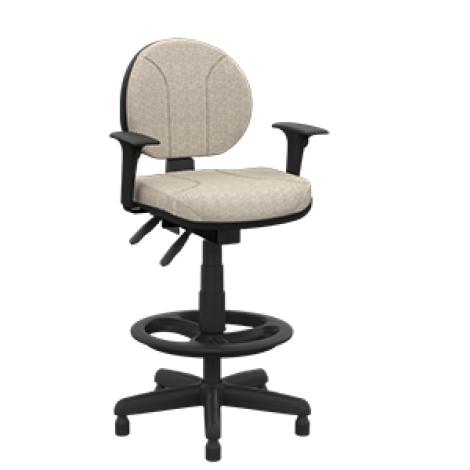 Cadeira Plaxmetal Exucutiva Caixa OP