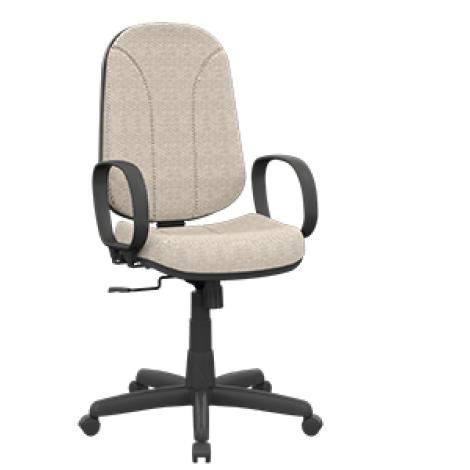 Cadeira Plaxmetal Presidente OP